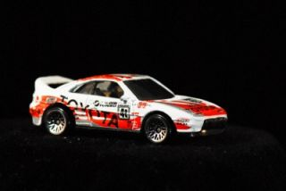 Vtg Hot Wheels 1990 Toyota 211