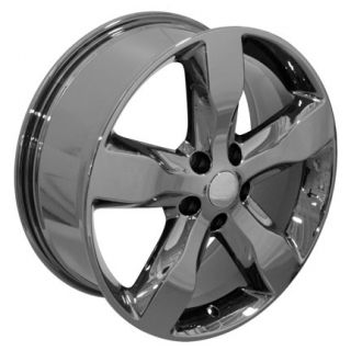 Chrome Jeep Grand Cherokee Wheels Rims Goodyear Tires 265 50 20