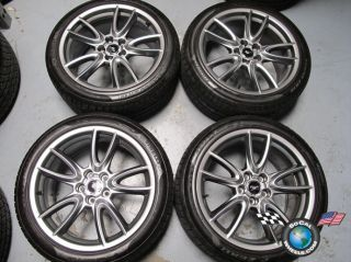 12 Ford Mustang Factory 19 Wheels Tires Rims 3862 BR331007BB