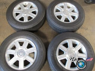 Escalade Factory 18 Wheels Tires Rims OEM 5303 9596318 silverado 1500