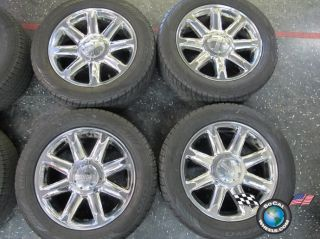 GMC Denali Sierra Yukon Factory 20 Wheels Tires Rims 5304 Cores