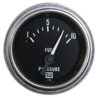 Two 2 Stewart Warner Deluxe Series Gauge 82319