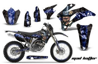 AMR Racing Motorcycle Off Road Graphic MX Kit Yamaha WR 250 450 F 07