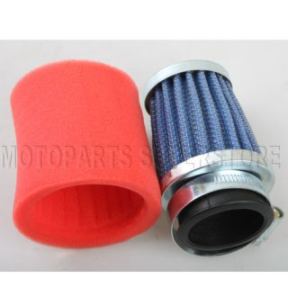 42mm Air Filter Cleaner 250cc taotao NST SSR Sunl ATV Quad 4 Wheelers