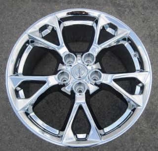 Nissan Maxima Chrome Wheels Rims Murano Altima 350Z Set of 4