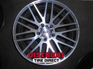 Staggered 18x9 5 18x8 5 120 5x120 TSW Croft BMW Wheels Rims