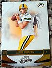 AARON RODGERS 2008 Donruss Playoff Absolute MVP Superbowl XLV Champs