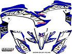 RAPTOR 350 RAPTOR350 YAMAHA GRAPHICS KIT DECO STICKERS ATV QUAD 4 FLY