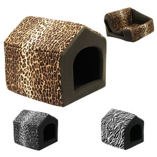 Best Friends Sheri 2 in 1 Pet House Sofa   Zebra