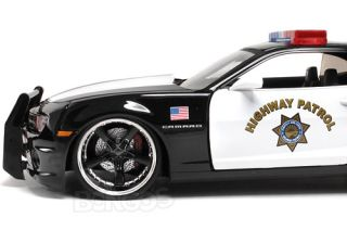 2010 Chevy Camaro SS POLICE 124 Scale Diecast Model
