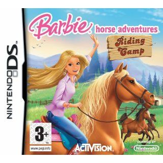 Barbie Horse Adventures Riding Camp (Nintendo DS) [Import UK]