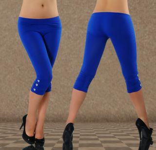 253# LeGGinG LeGGinGS MiT STraSS CaPri 3/4 LeGGinS TreGGinGs JeGGinGs