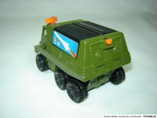 Missile Launcher Matchbox Battle Kings K III Modellauto Raketenwerfer