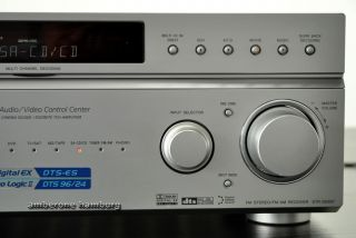 Sony STR DE897 Home theater receiver mit Dolby Digital EX, DTS ES, Pro