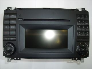 Benz Auto Radio Audio 20 CD A1698705894 Bediengeraet Sprinter 906 NCV3