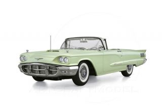1960 FORD THUNDERBIRD CONVERTIBLE Adriatic Green 50th Anniv. 124