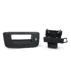 2007 2013 Chevrolet Silverado or GMC Sierra Black Bezel and Handle
