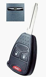 Keyless Entry Remote Fob Clicker for 2007 Dodge Grand Caravan (Must be
