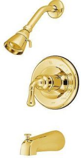 Elements of Design EB1632 Magellan Single Lever Handle Tub/Shower