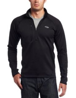 Outdoor Research Mens Radiant Hybrid Pullover Clothing