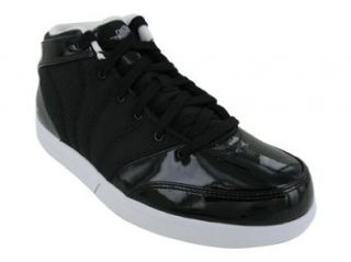 PRO CLASSIC (GS) BASKETBALL SHOES 6.5 (BLACK/WHITE/BLACK) Shoes