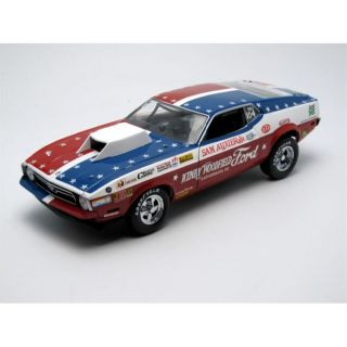 MODELE REDUIT MAQUETTE SUNSTAR 1/18 FORD Mustang   The Ultimate Pro