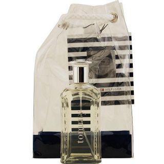 Tommy Summer Mens 3.4 ounce Cologne Spray (2008 Marine Blue Stripes