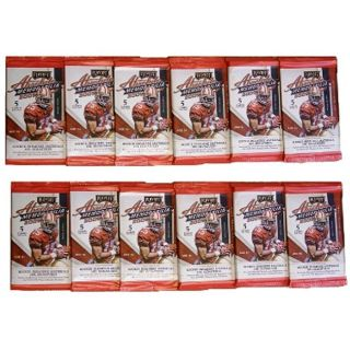 NFL 2009 Absolute Memo Trading Card Packs (Box of 12 Packs