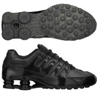 Nike Trainers Shoes Mens Shox Nz Eu Black Shoes