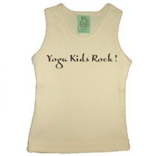 Baby Buddhiwear Yoga Kids Rock Tank Top Clothing