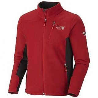 Mountain Hardwear Mens Dual Fleece Jacket Clothing