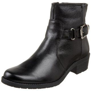 AK Anne Klein Womens Liana Ankle Boot,Black,5 M US Shoes