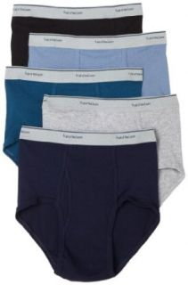 Fruit of the Loom Mens 5 Pack Assorted Briefs Clothing