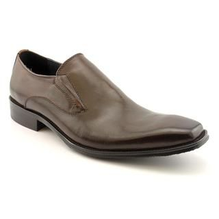 Steve Madden Mens Levvel Leather Dress Shoes