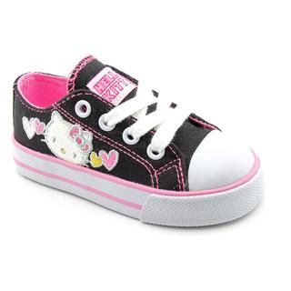 Hello Kitty Girls Lil Katie Fabric Athletic Shoe