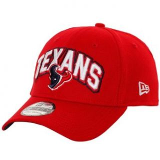 NFL Houston Texans Draft 3930 Cap, Red, Small/Medium