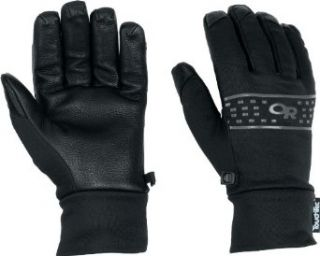 Outdoor Research Mens Sensor Gloves (Black, Large