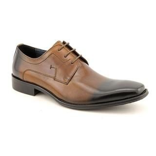 Steve Madden Mens Logikk Leather Dress Shoes