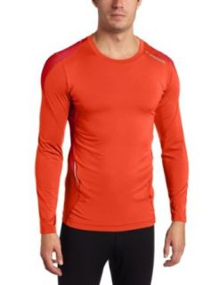 Brooks Mens Equilibrium Long Sleeve Shirt Sports