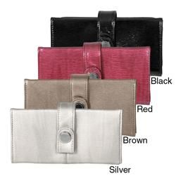 Kenneth Cole Reaction Womens Open Tab Clutch Wallet
