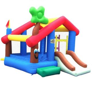 KidWise My Little Playhouse Inflatable Bounce House Compare $479.99
