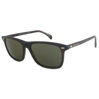 Giorgio Armani Mens GA837 Rectangular Sunglasses