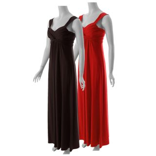 Party Line by Adi Womens Sleeveless Maxi Dress