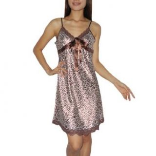 SILK COUTURE Womens Sexy Gorgeous Sleepwear Dress / Pajama