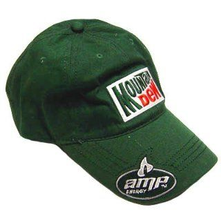 HAT CAP DALE JR AMP ENERGY MOUNTAIN DEW GREEN 88