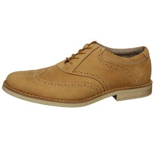 Original Penguin Mens Willie Wing Tip Oxford