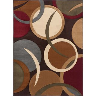 Symbol Multi Geometric Area Rug (710 x 106)
