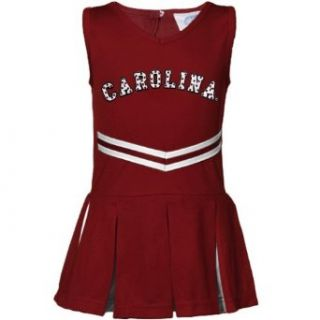 NCAA South Carolina Gamecocks Infant Girls Garnet