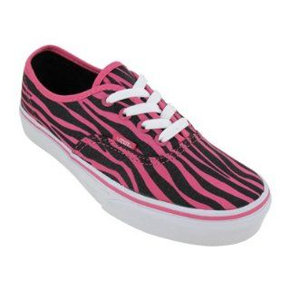Vans Authentic Hello Kitty Sneaker   Black Passion Flower Pink Shoes