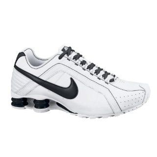 Nike Trainers Shoes Mens Shox Junior White Shoes